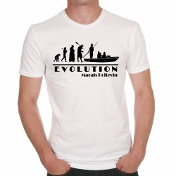 Tee-shirt Adulte Evolution Marais Poitevin
