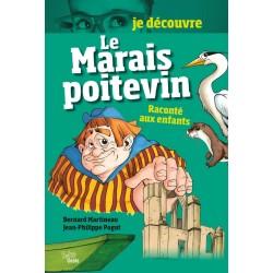 Livre : Le Marais Poitevin raconté aux enfants