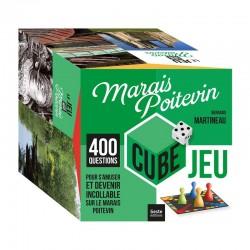 Cube-jeu sur le Marais Poitevin