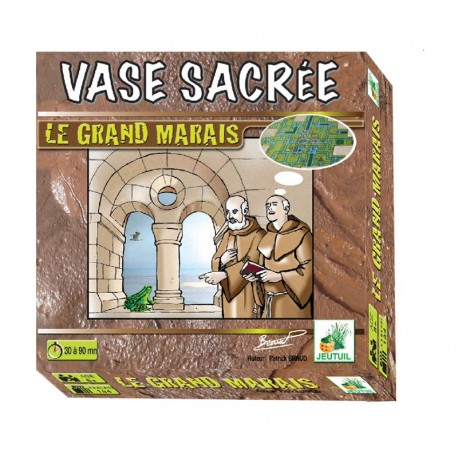 jeu vase sacré le grand marais poitevin patrick braud