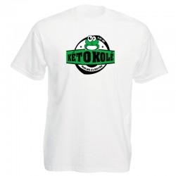 Tee-shirt blanc enfant Kéto Kolé Marais Poitevin