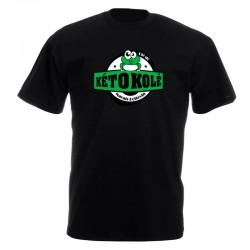 Tee-shirt enfant noir Kéto Kolé Marais Poitevin