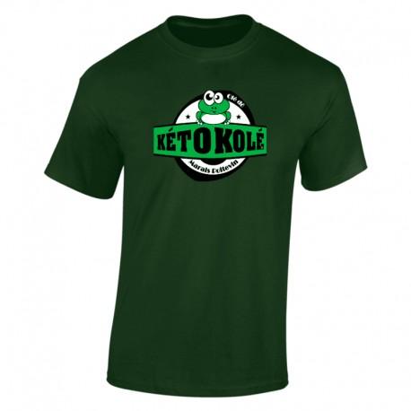 Tee-shirt enfant vert Kéto Kolé Marais Poitevin