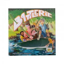 """Jeu de cartes """"Battelerie"""" - Devenez patron d'un embarcadère dans le Marais Poitevin"""