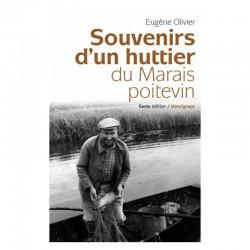 Livre souvenirs d'un huttier dans le Marais Poitevin