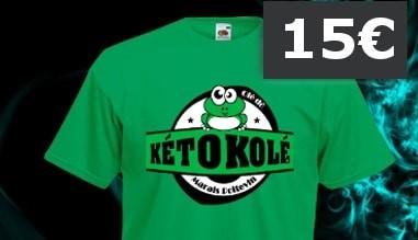 Tee-shirt Kéto Kolé Enfants